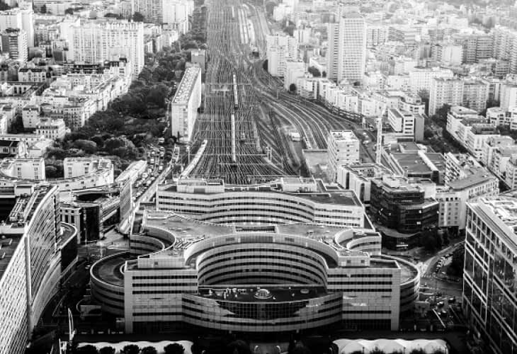 +1,1% pour les prix de l'immobilier à Paris