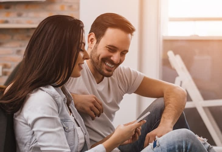 Achat immobilier : à deux c'est beaucoup mieux !