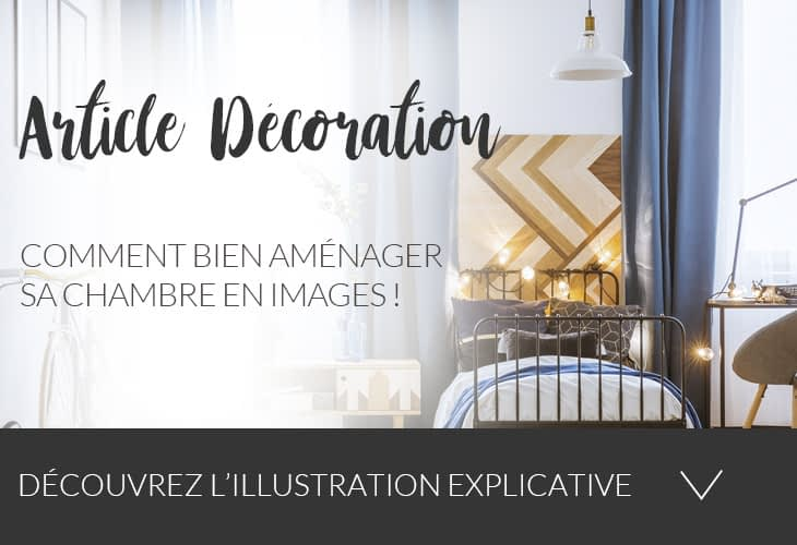 article d coration comment bien am nager sa chambre en images m dicis patrimoine. Black Bedroom Furniture Sets. Home Design Ideas