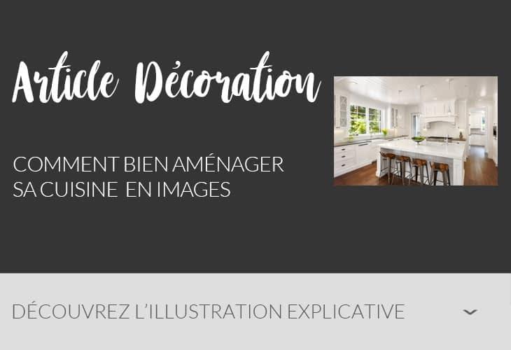 Article décoration, comment bien aménager sa cuisine
