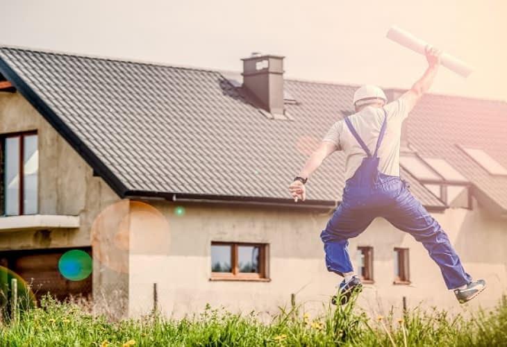 Belle embellie sur le marché immobilier neuf