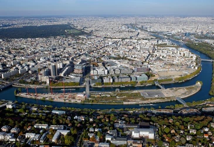 Boulogne-Billancourt : Jean Nouvel repense l'île Seguin