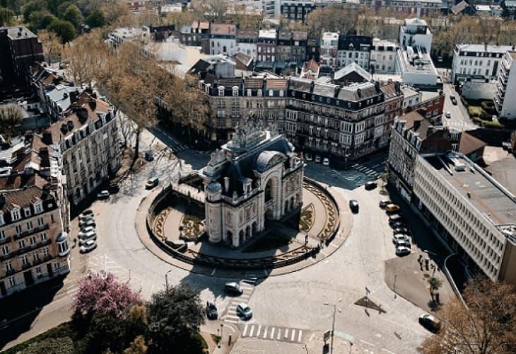 Carton plein pour l'immobilier neuf à Lille
