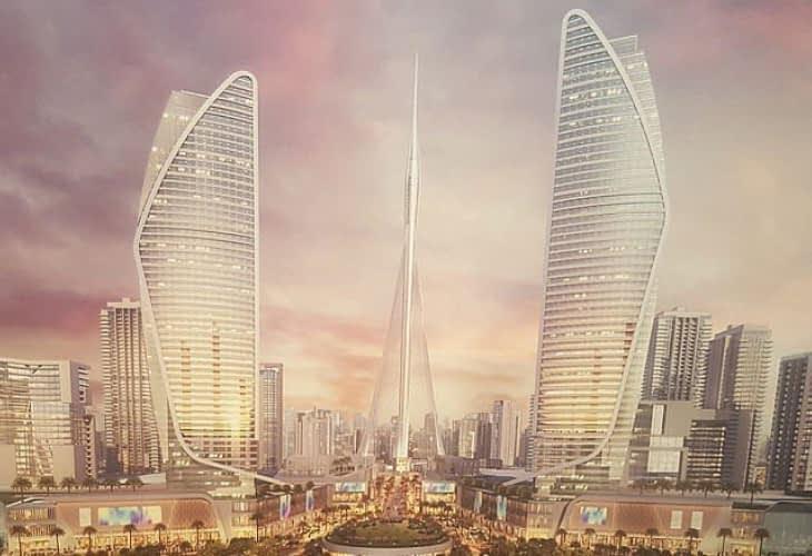 Combien mesurera le gratte-ciel le plus haut du monde ?