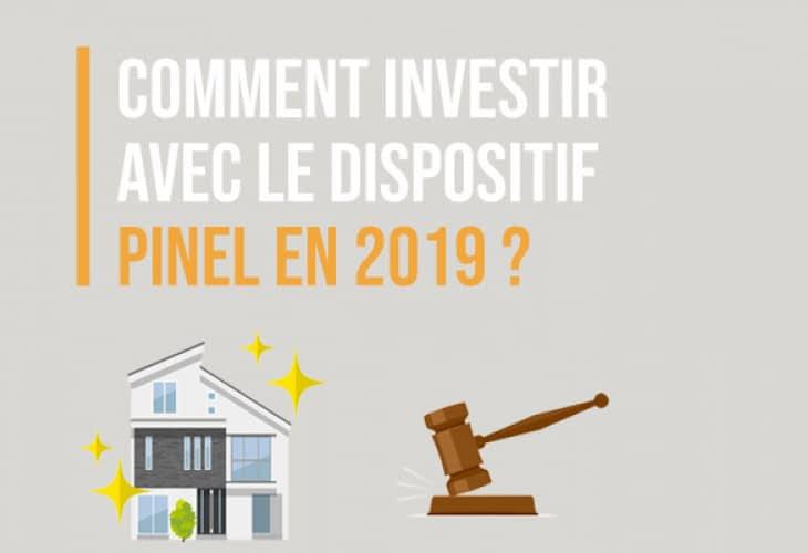 Comment investir avec la loi PINEL en 2019 ?