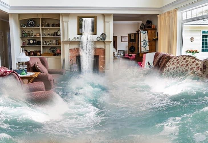 Comment réagir face à un dégât des eaux ?