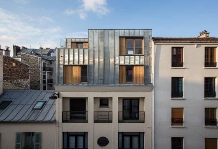 Construire un logement neuf surélevé