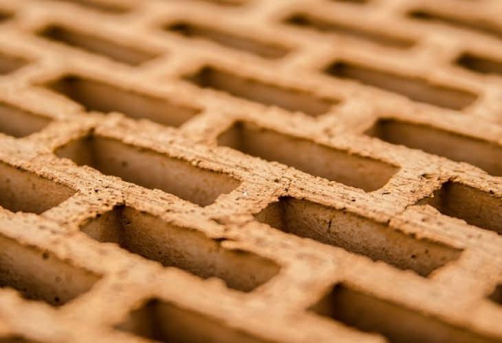 Des déchets de chantier transformés en briques de construction