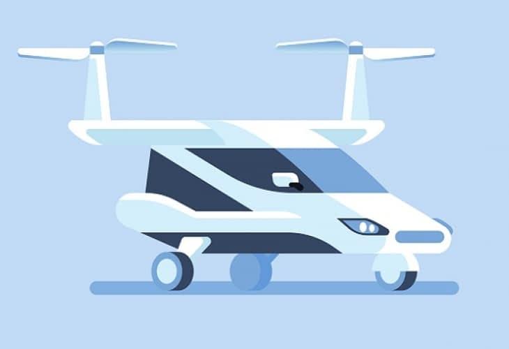 Des transports volants ? La mobilité urbaine aérienne dans la Smart City
