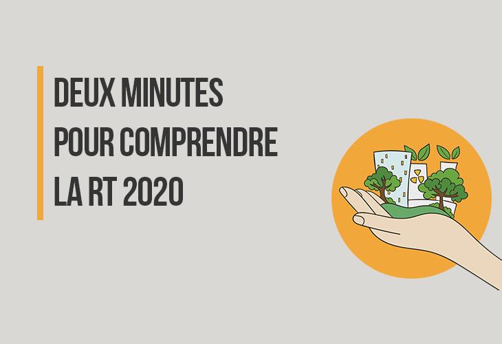 Deux minutes pour comprendre la RT 2020
