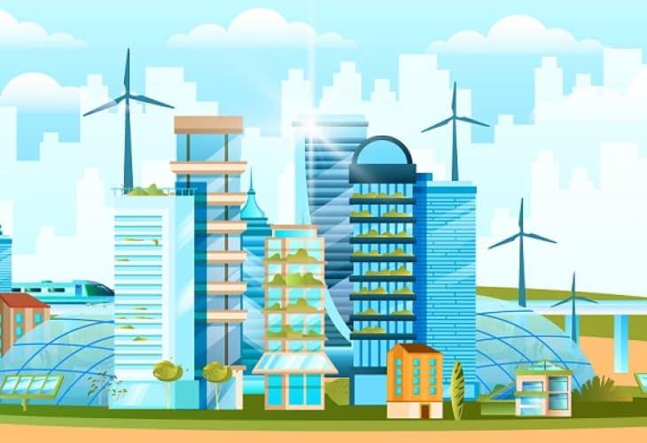 Eco-habitat : des bâtiments à énergie positive exemplaires