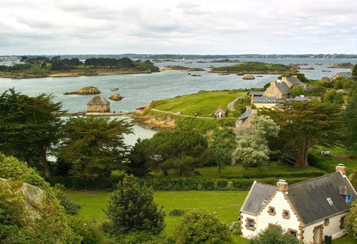Énergies renouvelables : un million d'euros pour les îles bretonnes