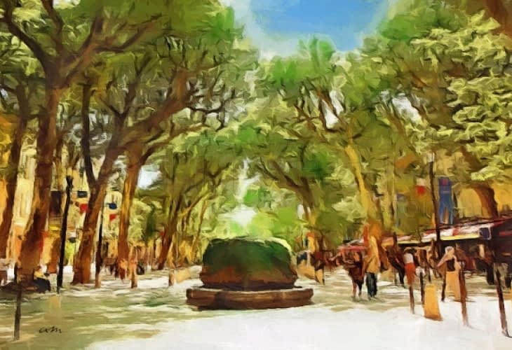 Immobilier à Aix-en-Provence : des biens pour toutes les bourses