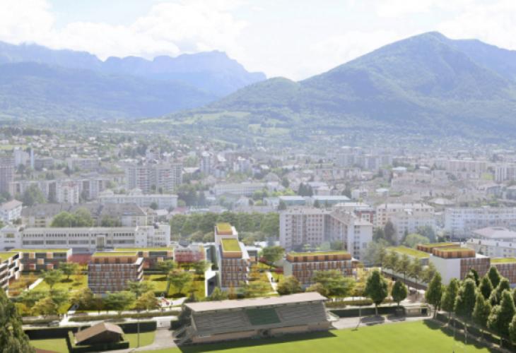 Immobilier à Annecy : à la découverte de l'écoquartier Vallin-Fier
