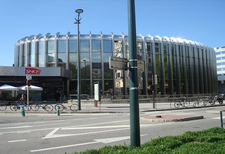 Immobilier à Annecy : la création d'un pôle d'échanges multimodal