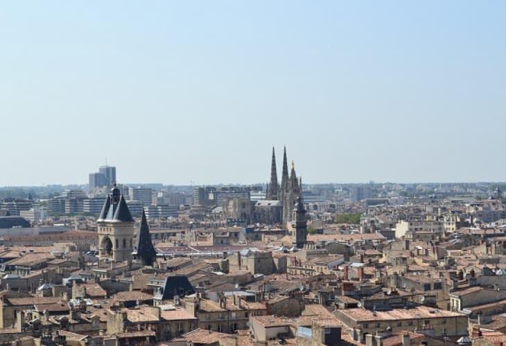 Immobilier à Bordeaux : des aménagements urbains permanents