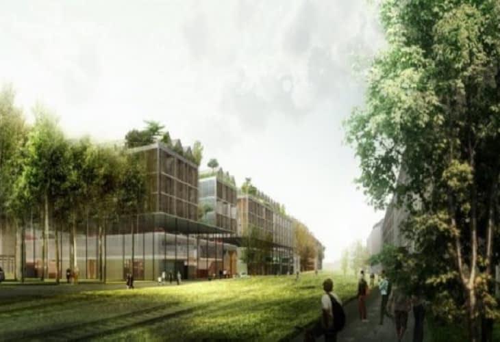Immobilier à Bordeaux : le quartier Brazza conquiert la rive droite
