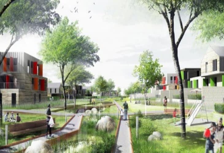 Immobilier à Lille : à la découverte de l'éco-quartier de l'Ange Gardien