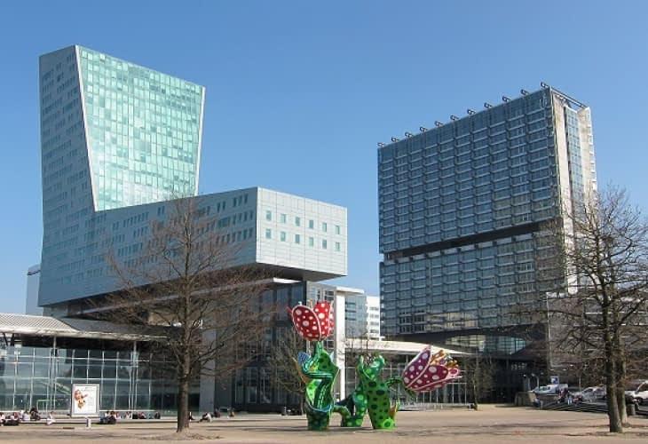 Immobilier à Lille : l'Euralille ou l'histoire de plusieurs décennies de transformation
