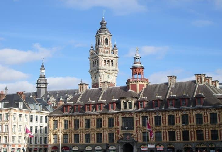 Immobilier à Lille : un marché dynamique