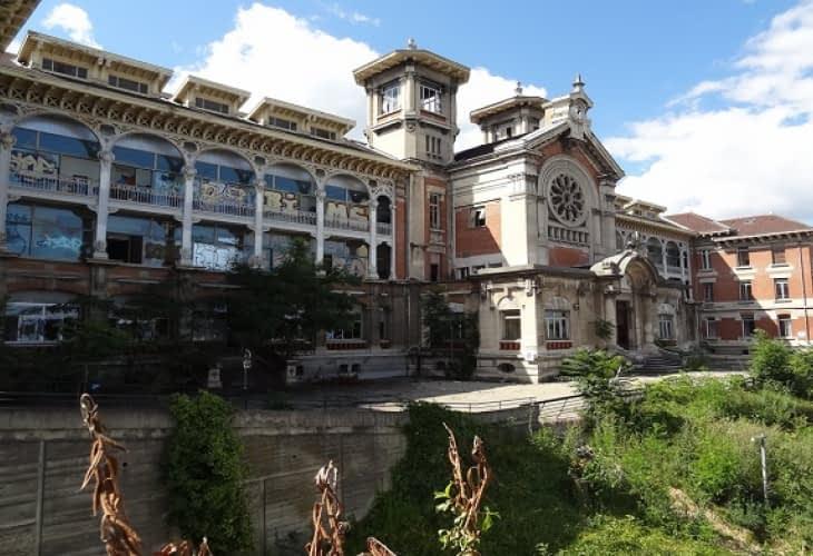 Immobilier à Lyon : l'hôpital Debrousse transformé en logements