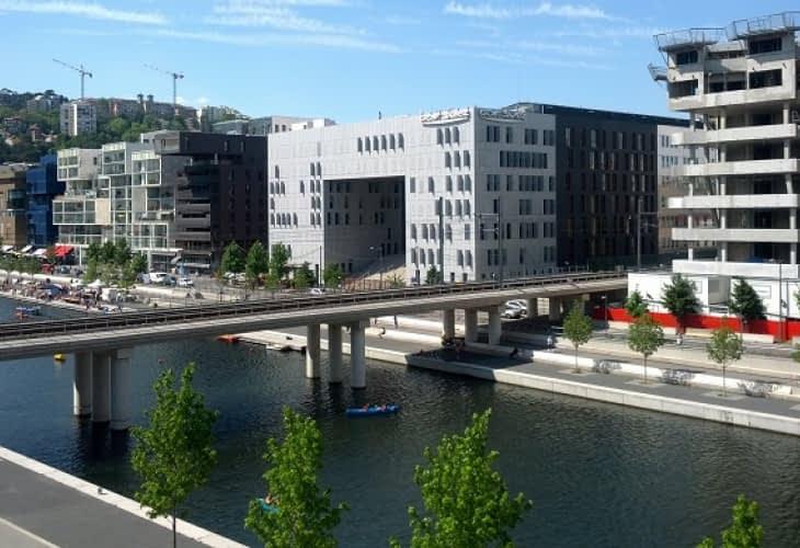 Immobilier à Lyon : plus d'énergie produite que consommée, un pari réussi pour Hikari