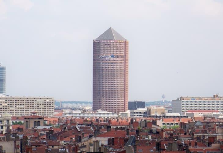 Immobilier à Lyon : restructuration complète du quartier de la Part-Dieu
