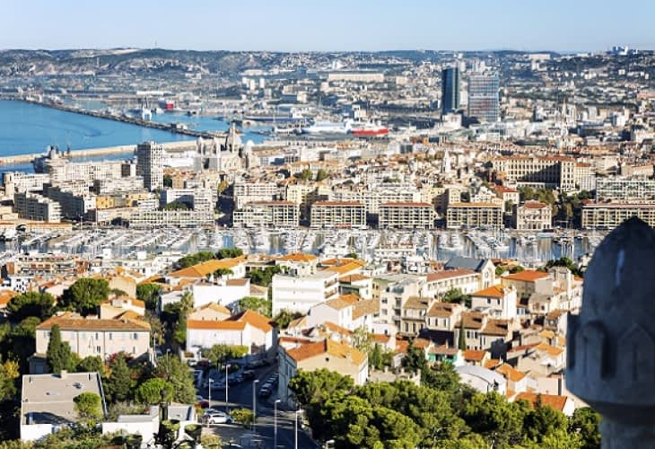 Immobilier à Marseille : Jean Nouvel livre « La Marseillaise »