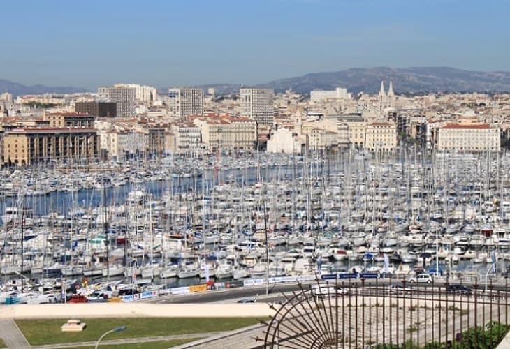 Immobilier à Marseille : le quartier Euroméditerranée poursuit sa réhabilitation