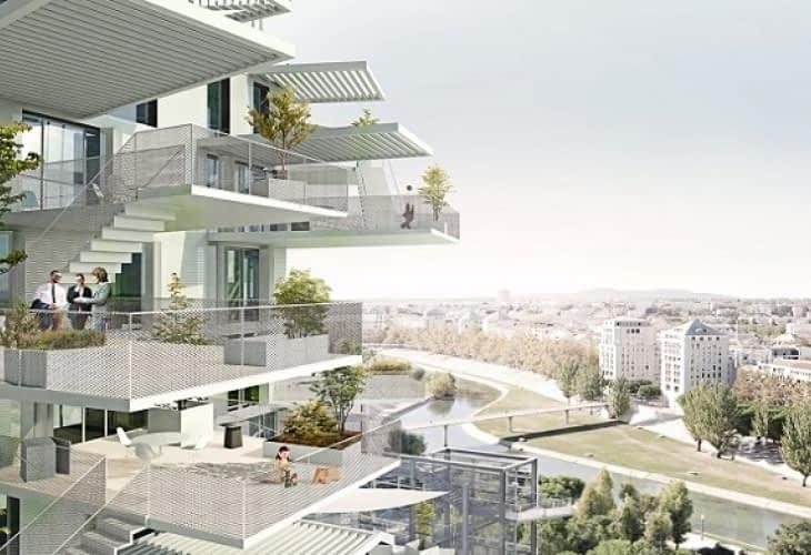 Immobilier à Montpellier : la folle réalisation de Sou Fujimoto
