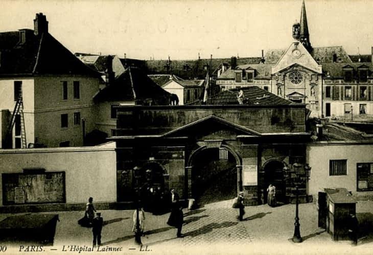 Immobilier à Paris : l'hôpital Laennec fait peau neuve