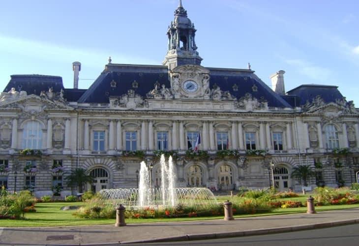 Immobilier à Tours : l'entrée de ville change de visage
