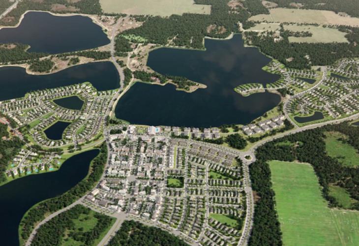 Immobilier en Floride : Babcock Ranch ou les 100% d'énergie solaire