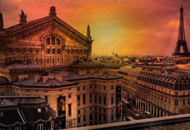 Immobilier haut de gamme : les acheteurs plébiscitent Paris