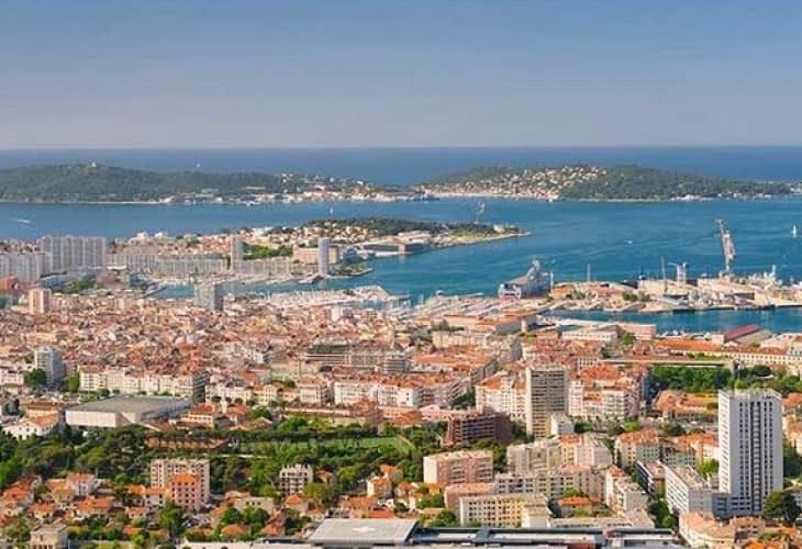 Immobilier neuf à Toulon : deux nouveaux quartiers en cours de création