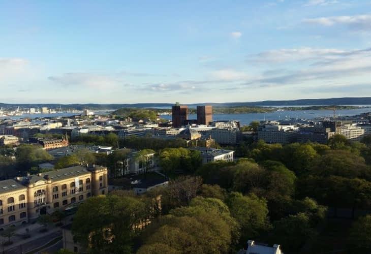L'endettement immobilier plafonné en Norvège