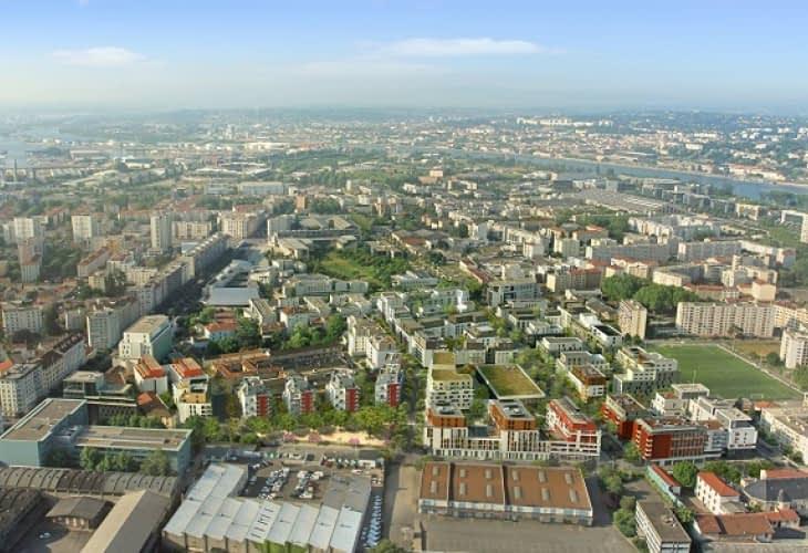 L'immobilier neuf à Lyon fortement plébiscité par les acheteurs
