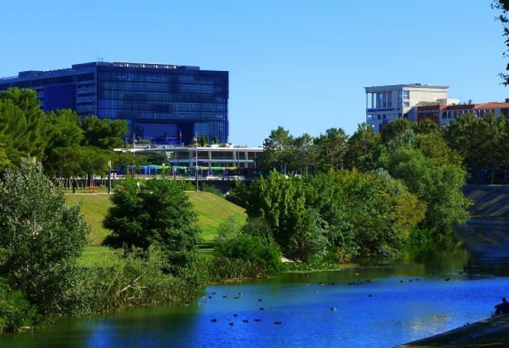 La folle envolée de l'immobilier neuf à Montpellier