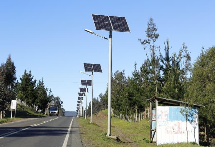 La première route solaire mondiale est normande