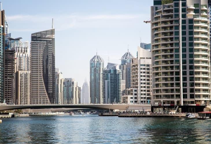 Le cyclique mouvement des prix de l'immobilier à Dubaï