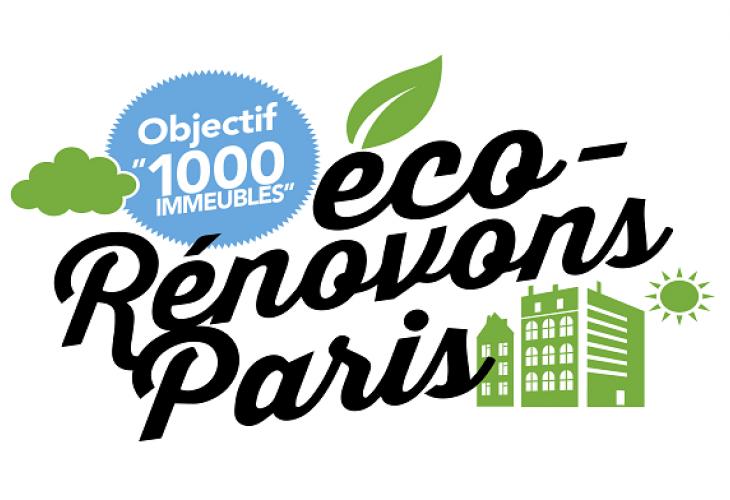 Le dispositif « Eco-Rénovons » séduit 340 copropriétés à Paris