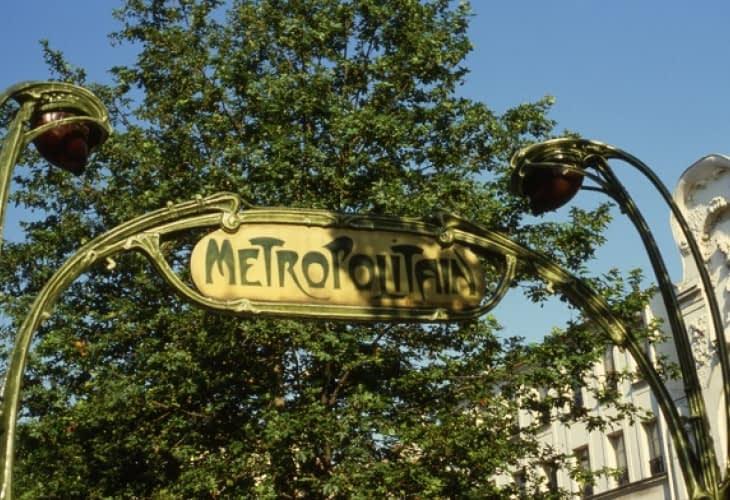Le métro au cœur du Grand Paris