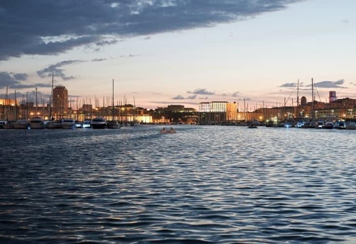 Le Vieux-Port de Marseille redessiné