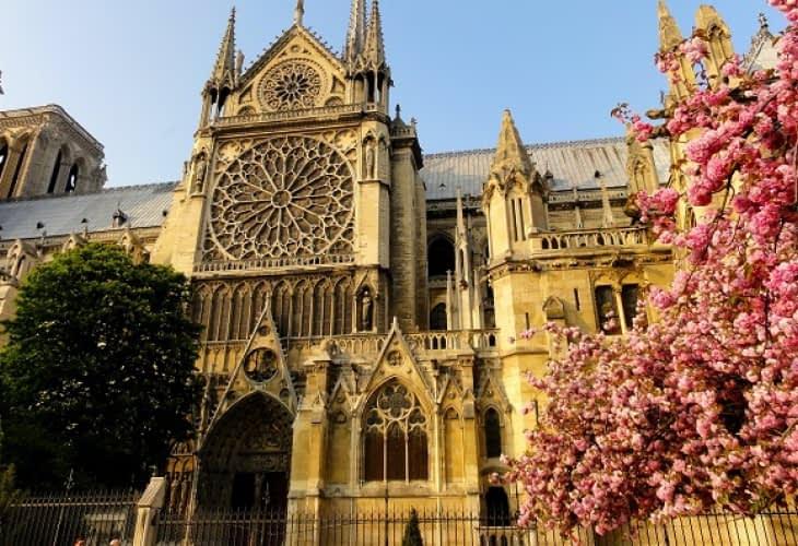 Les assurances de Notre-Dame-de-Paris