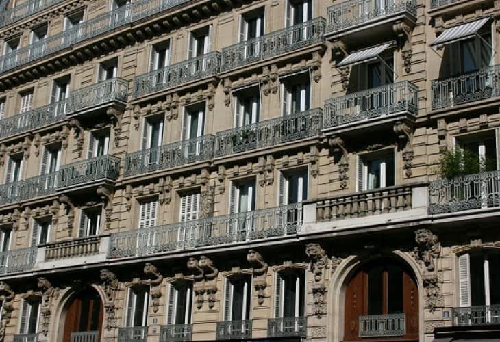 Les loyers de la location meublée en hausse à Paris