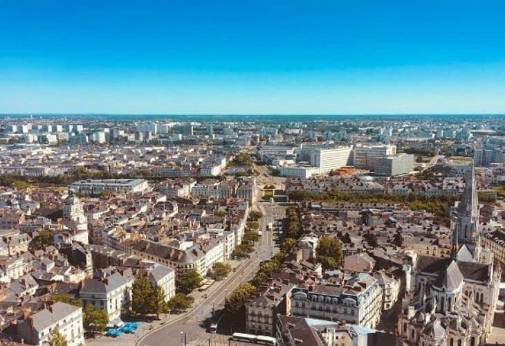 Les prix de l'immobilier à Nantes augmentent doucement mais sûrement