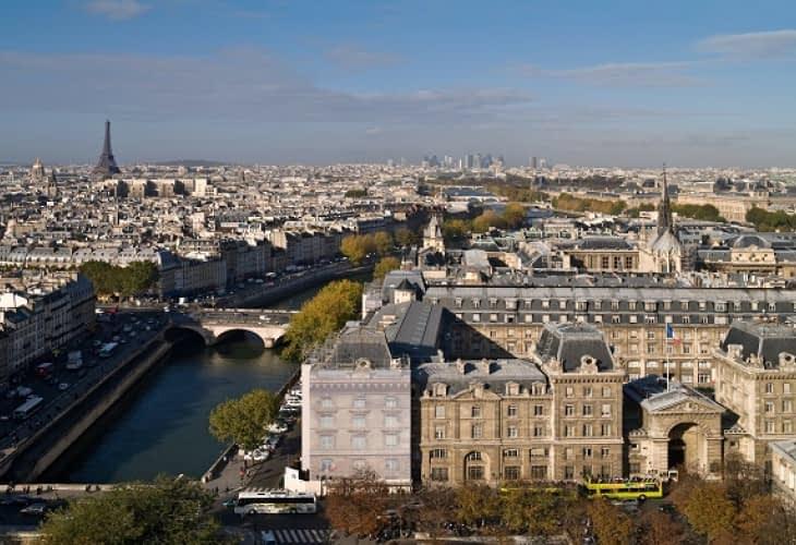 Les prix de l'immobilier à Paris ont bondi de +220% en 20 ans