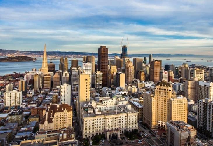 Les tristes chiffres du marché immobilier à San Francisco