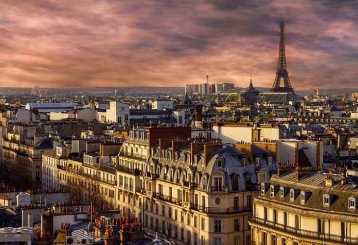 Locations touristiques à Paris : 1,38 milliard d'euros d'amende en 2018