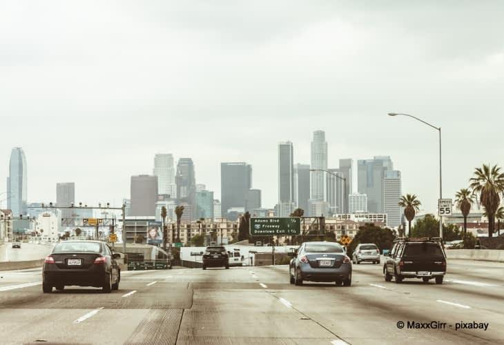 Los Angeles : des rues blanches pour réduire la chaleur